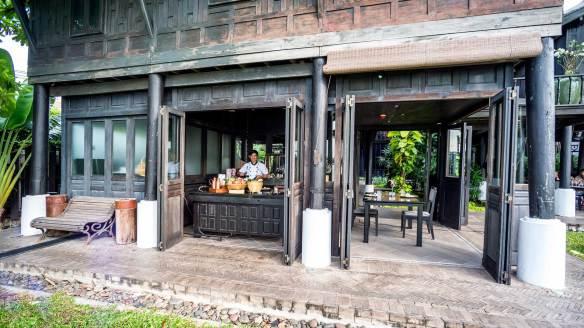 Chef's Table at Chon Thai Restaurant | The Siam Hotel, Bangkok