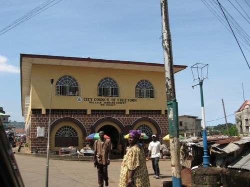 City-Hall freetown