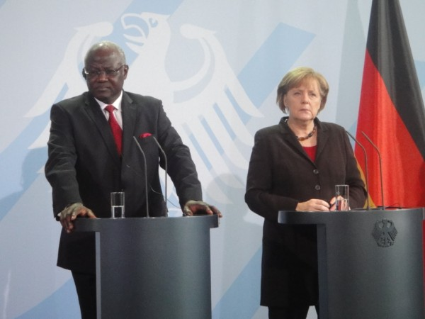 PRESIDENT KOROMA IN GERMANY 2 – 2011