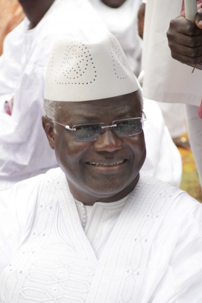 PRESIDENT KOROMA SPEAKS ON JAN 1 2012