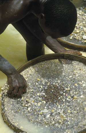 diamond mining -in-sierra-leone