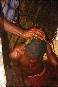mentally ill treated by traditional herbalists