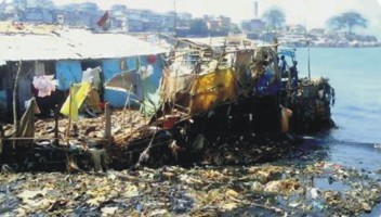 poverty in salone
