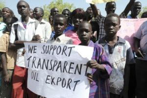 Nigeria oil protest