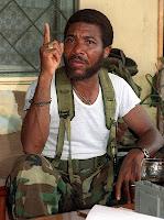 Liberia's warlord