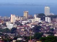 Freetown skyline