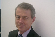 Ian Hughes – British High Commissioner in salone
