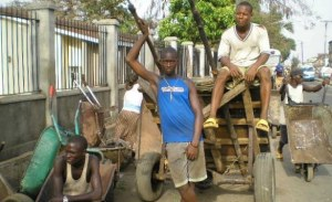 unemployed youth