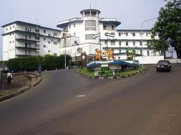 State House – Freetown