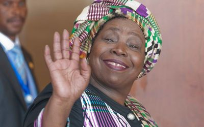 Zuma - head of AU