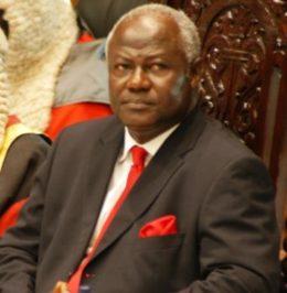 president koroma in parlaiment