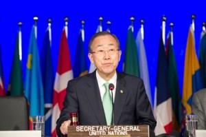 Ban Ki-Moon - Rio+20
