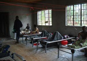 cholera in Sierra Leone