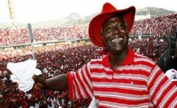 President koroma popularity in 2007