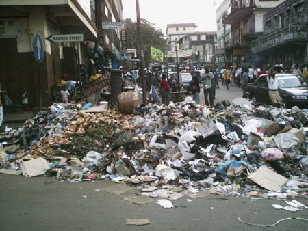 Filthy freetown 2012