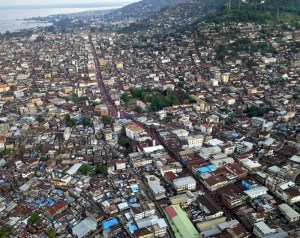 Freetown 2012