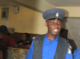 Police media chief - Samura