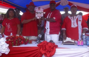 APC launches 2012 election manifesto