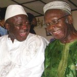 Sama Banya and President Kabba