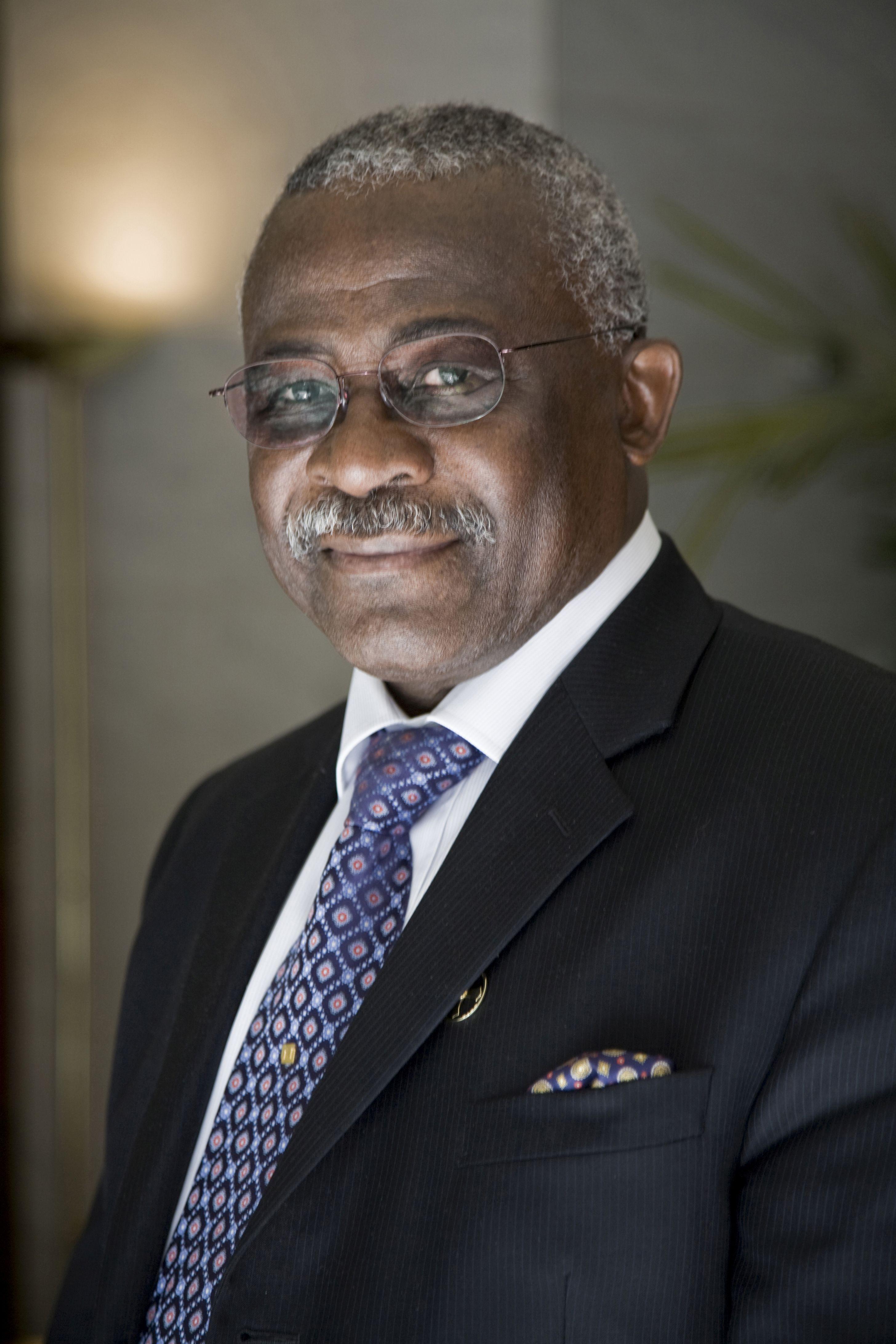Spain; Visit in Spain of president Kanayo F. Nwanze 26 April 201