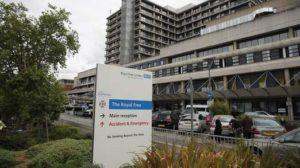 Ebola Virus Preparations At The Royal Free Hospital