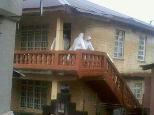 Ebola victim removed