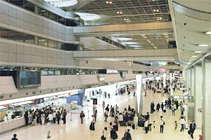 Japan international airport1