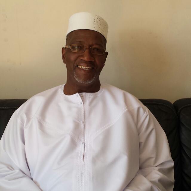 Mr Momodu Haddi