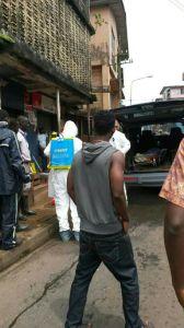 Ebola lockdown day2
