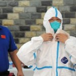 Ebola protective wear from china