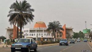 Guinea Bissau - parliament