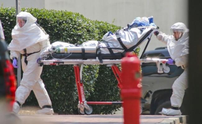 USA ebola patient