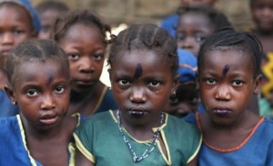 school children in sierra leone