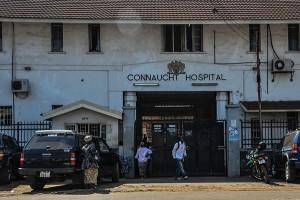 connaught hospital 2015