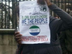 London protest3