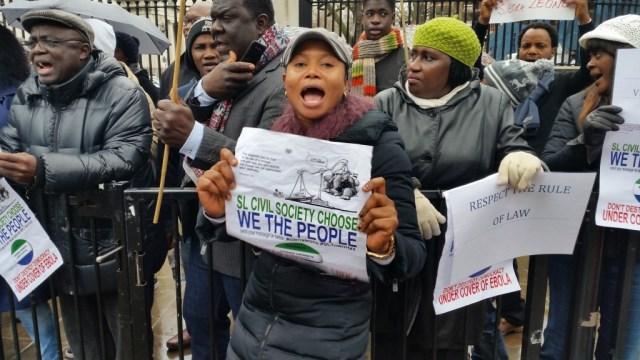 london protest9