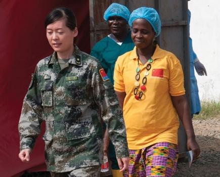 Ebola – A bumpy road to zero transmission