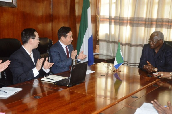 Shandong takes over African Minerals