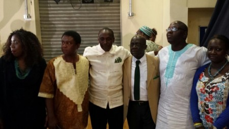 Cross section of SLPP UK Executives