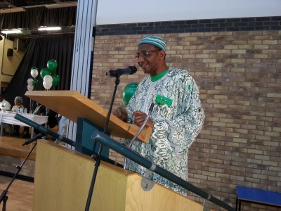 kandeh Yumkella in London7