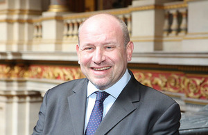 New British High Commissioner to Sierra Leone 2015 - Guy Warrington