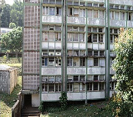 FBC - what used to be students accomodation
