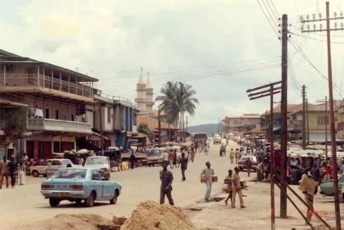 Koidu Street - Sefadu