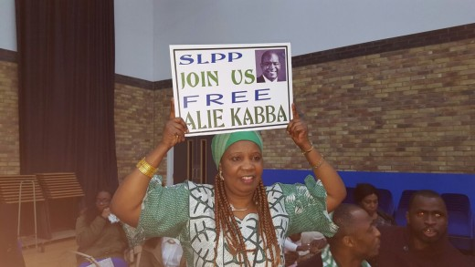 Free Alie kabba London7