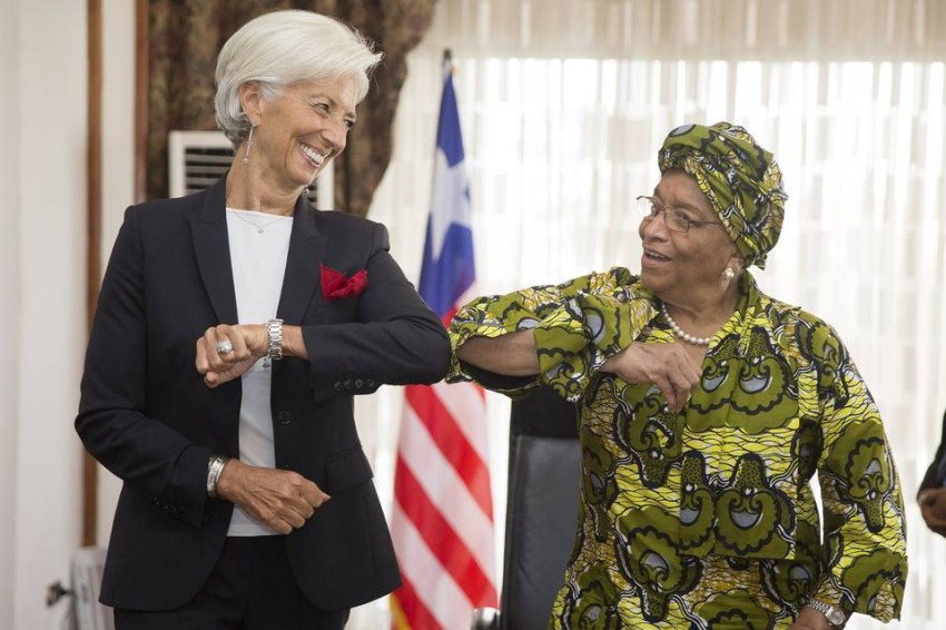 Liberia asks IMF for more cash and more time.jpg3