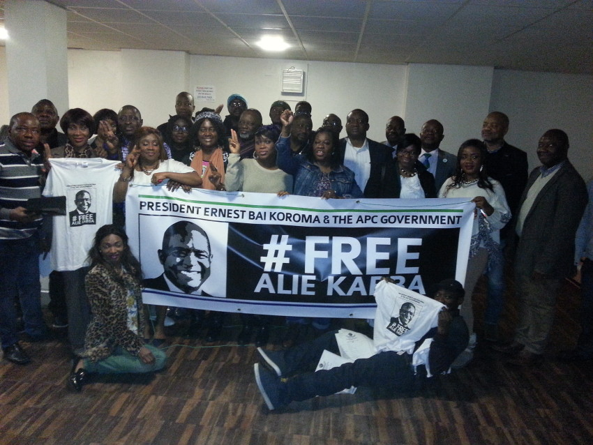 Friends of Alie kabba UKI 1