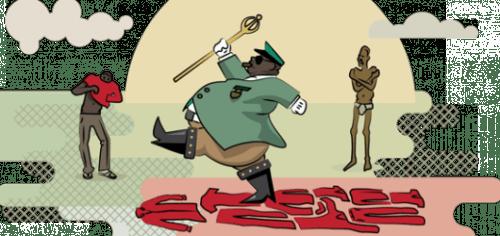 grand corruption in africa