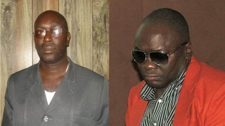 Disgraced ministers in Sierra Leone