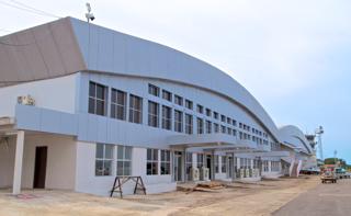New look Lungi International Airport 1