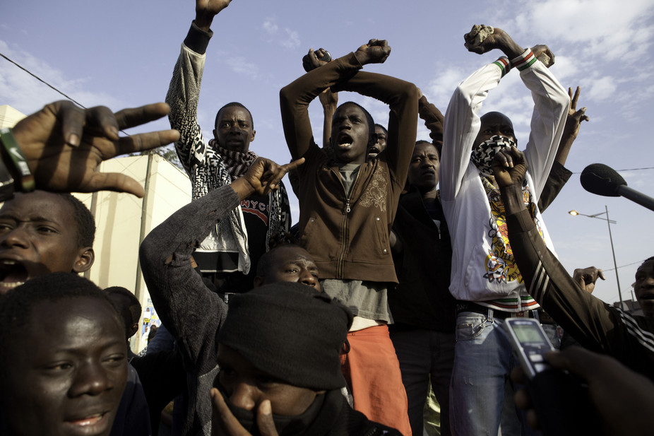 African local activists